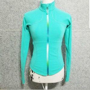Lululemon Shape Forme Jacketsz. 4 Sweater
